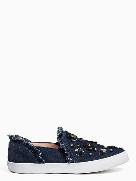 Kate Spade Kate Spade Louise Indigo Casual Shoe