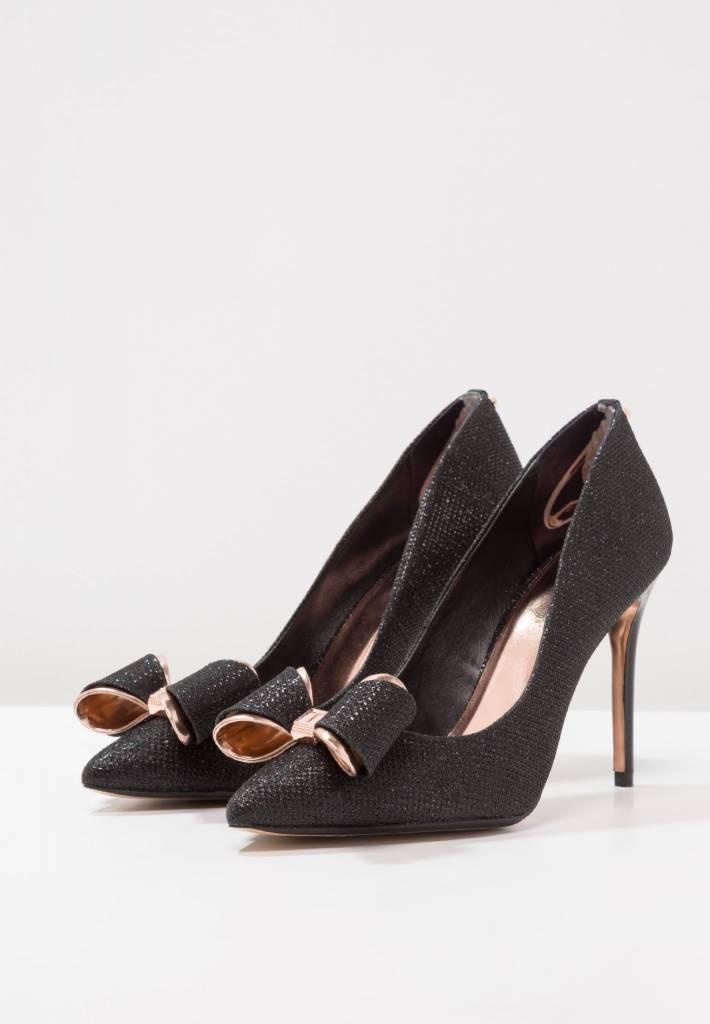 5b01e9b25ab50 Ted Baker Azeline Black Pumps - The Shoe Boutique