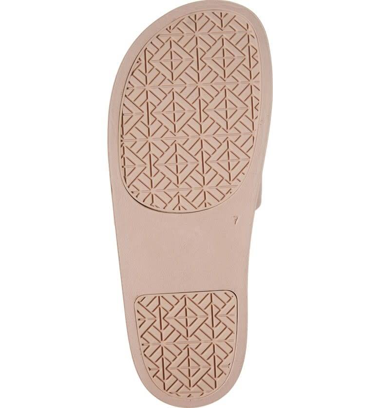 Tory Burch Tory Burch Lina Slide Shell Pink Sandal