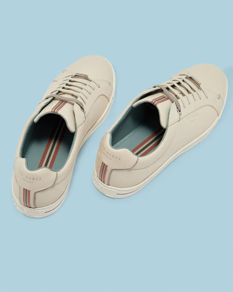 Ted Baker Ted Baker Thawne White Casual Shoe