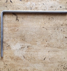 Lowery Extra Long 'L' Bar (Stainless Steel)