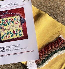Be Joyful (Tempting Tangles) Complete Kit