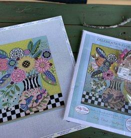 KCA43-18KT Celebration Floral  Embellishment Kit