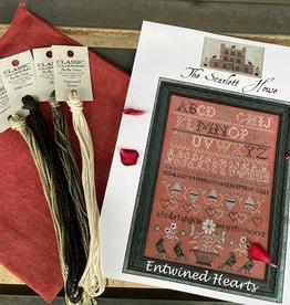 Entwined Hearts (Scarlett House)