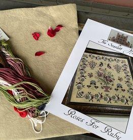 Roses for Ruby  (Scarlett House)