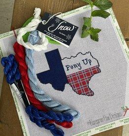 CS2-TX5  Texas with Pony Up (18M)