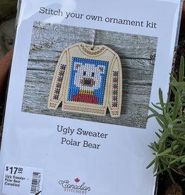 Ugly Sweater Kit - Polar Bear  (Canadian)