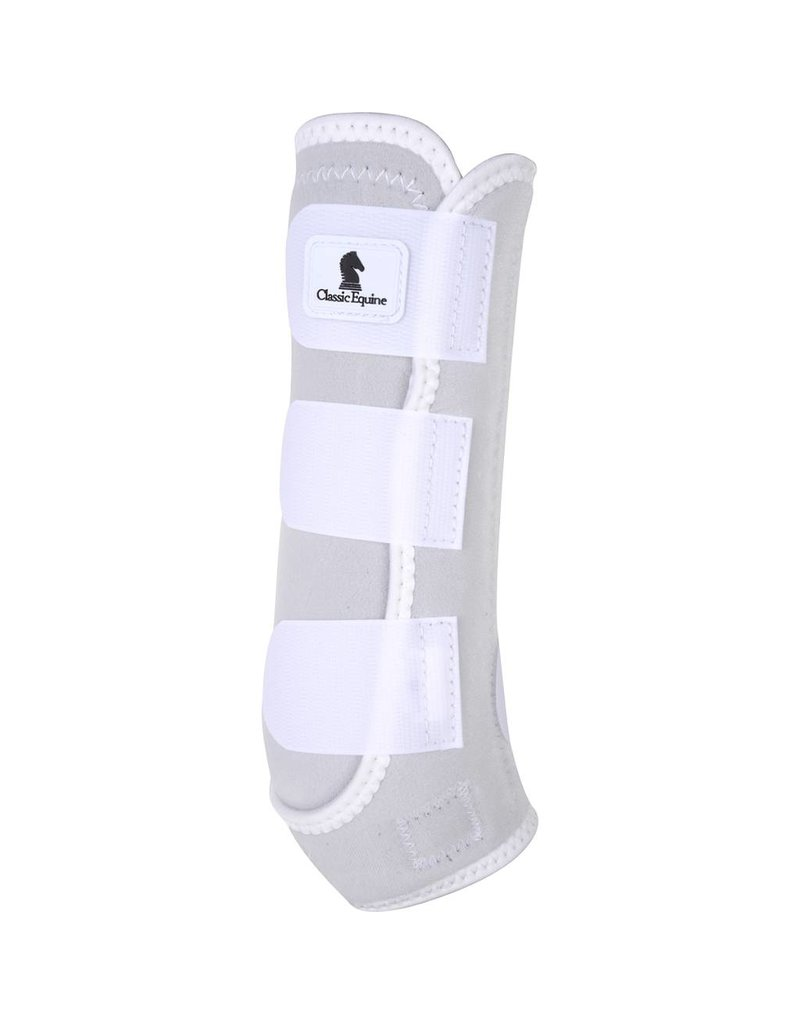 Classic Fit Boot Hind White Medium