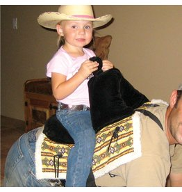 Daddle Saddle Black