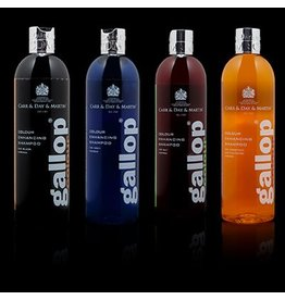 Gallop Gallop Colour Shampoo Black 500mL