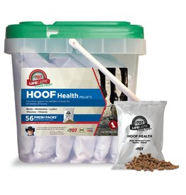 HOOF HEALTH & PELLETS 56 DAY