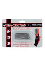 Sologroom SoloComb Blade Replacements