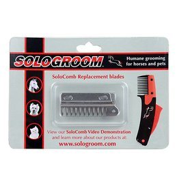 Sologroom SoloComb Blade Replacements