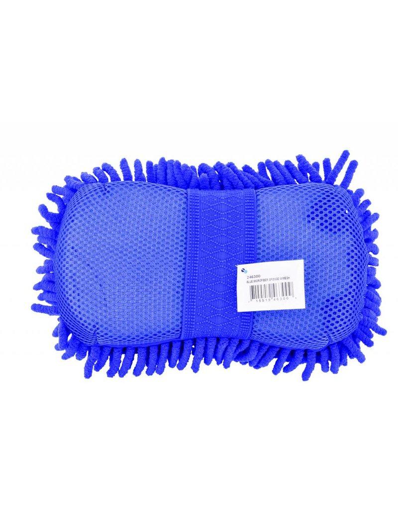 PARTRADE          P Microfiber Sponge w/mesh Blue
