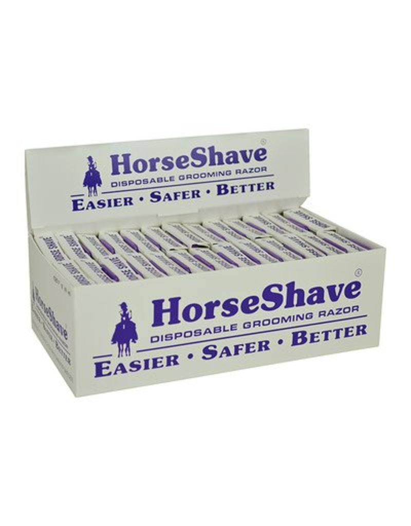Horse Shave