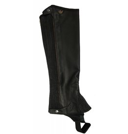 Ovation Ovation Half Chaps - Pro Top Grain Leather