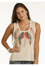 Rock and Roll Cowgirl Tank Top