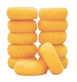 HYDRA SPONGE CO INC SMALL SPONGES 12pk