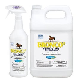"Farnam BRONCO ""E"" EQUINE FLY SPRAY 32 OZ BOTTLE"