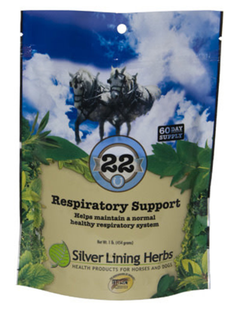SILVER LINING Respiratory Support 1 lb bag Silver Lining #22