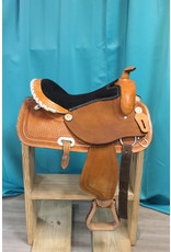 16in Oakridge Saddlery Rough Out