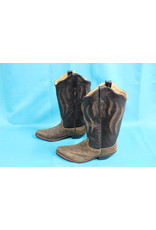 Old West Ladies 6.5 Two Toned Boot