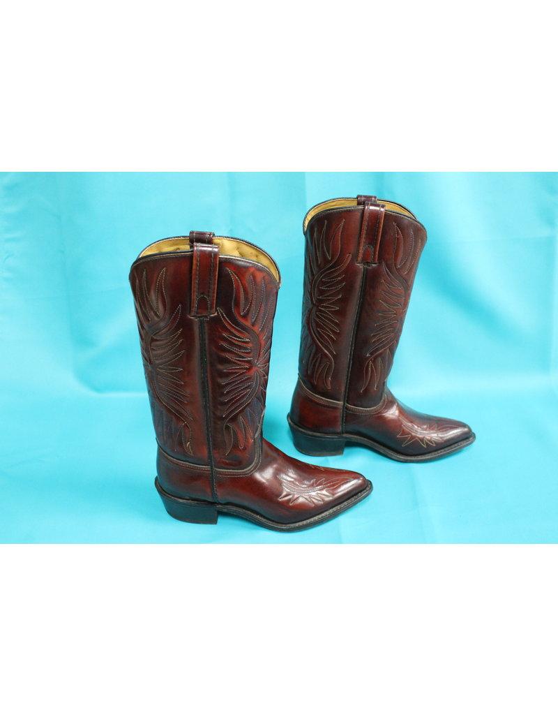 Acme Mahagony Boot 5.5 C