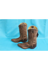 Men's Boots Distressed Brown 7.5