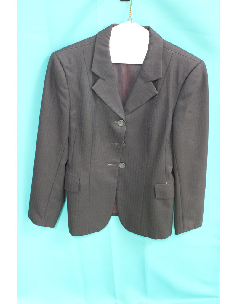 GP Black Hunt Coat 0