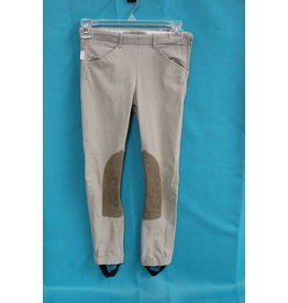 Childs Tan Show Pant size 12