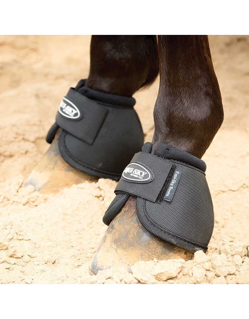 FG by Equi-Sky FG No Turn Bell Boots