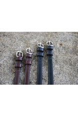"""Red Barn Red Barn 14.5 """" Child's Spur Straps Blk"""