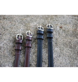 "Red Barn Red Barn 14.5 "" Child's Spur Straps Blk"