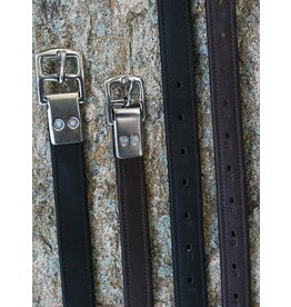 Black Oak Black Oak 7/8 X 48 Australian Nut Calf Lined Leathers