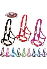 Weaver Leather Halters Adjustable Chin/Throat