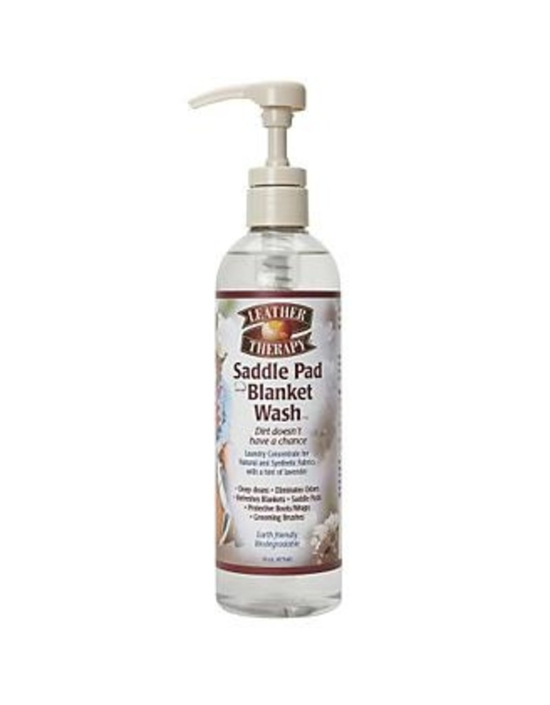 Leather Therapy Saddle Pad and Blanket Wash 16 oz