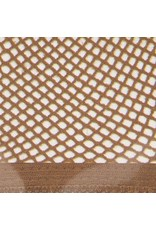 RWR No Knot Hair Net Light Brown One Size