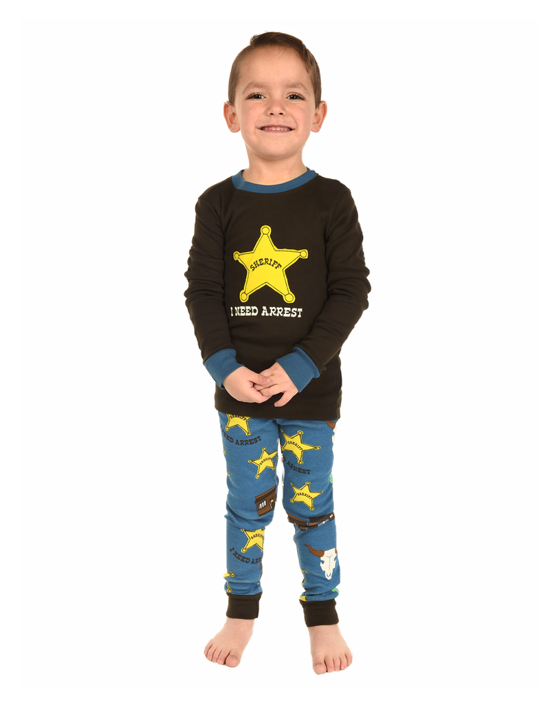 Lazy one Pajamas for Boys 2T-10