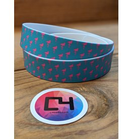C4 ETA Little Flamingos Belt w/Buckle