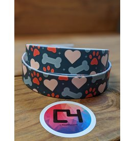 C4 Dog Mom Belt w/Buckle