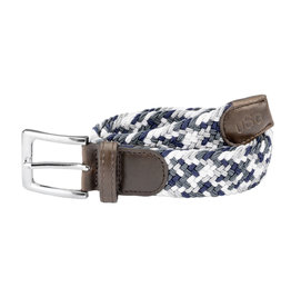 USG USG White/Grey/Navy Belt