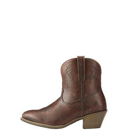 Women's Darlin Natural Distressed Brown