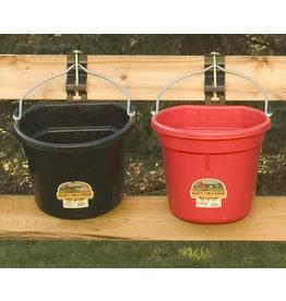 Bucket Plastic Flatback 20 QT