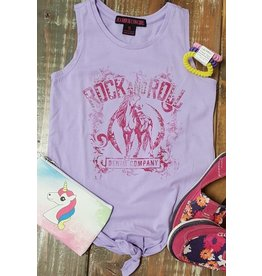 Rock and Roll Cowgirl RRCG Girls Tank