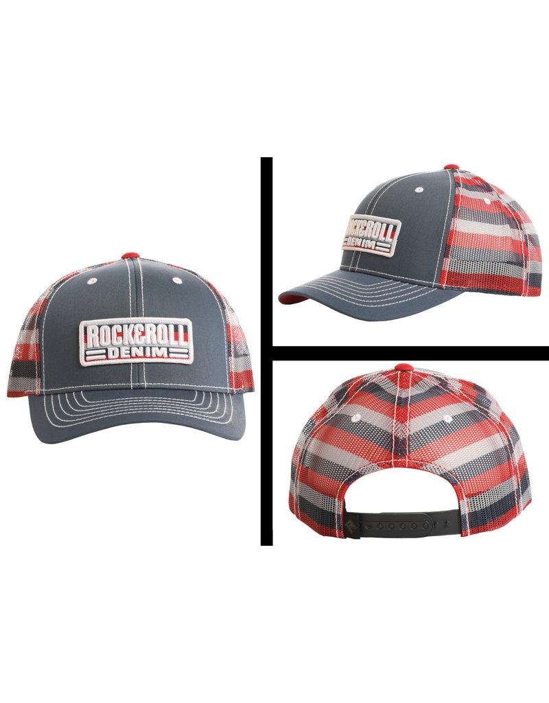 Rock and Roll Cowboy Men's Cap