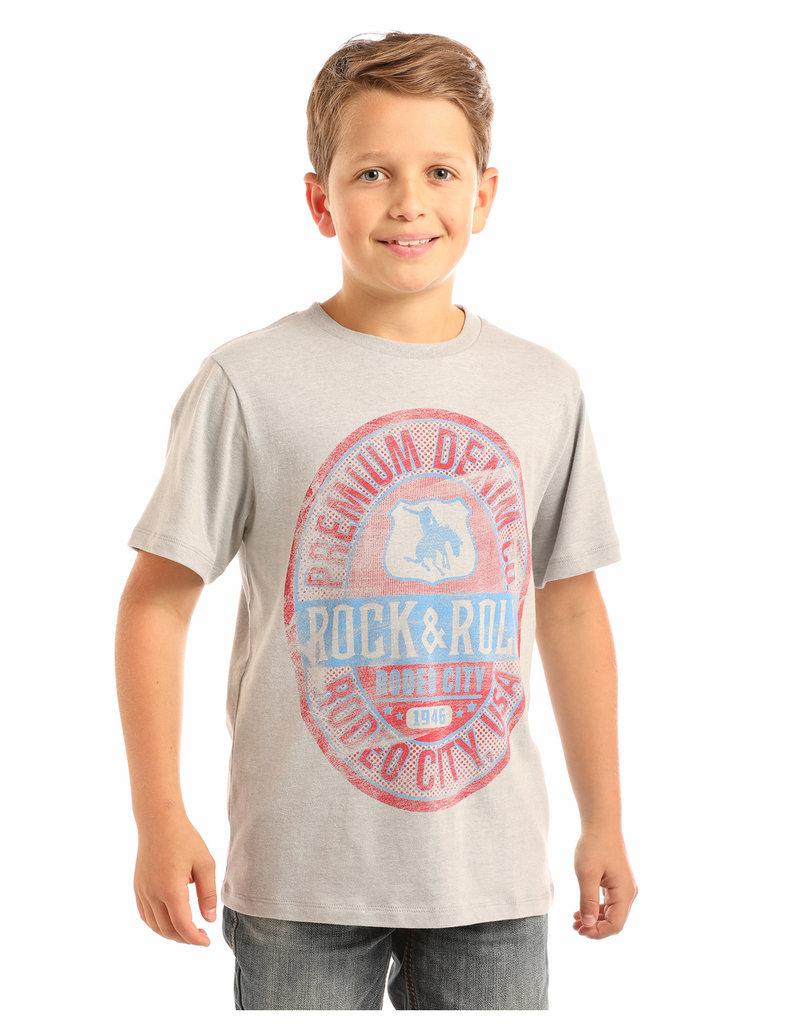 Rock and Roll Cowboy RRCB SS T-Shirt