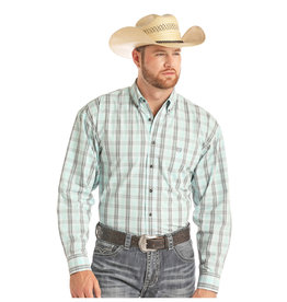 Panhandle Men's LS Snap