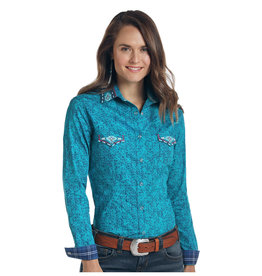 Panhandle Ladies Roughstock Vintage LS Shirt