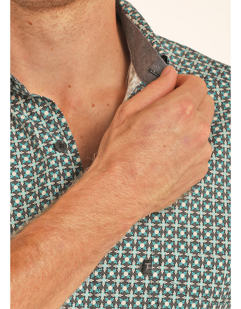 Panhandle Men's SS Button
