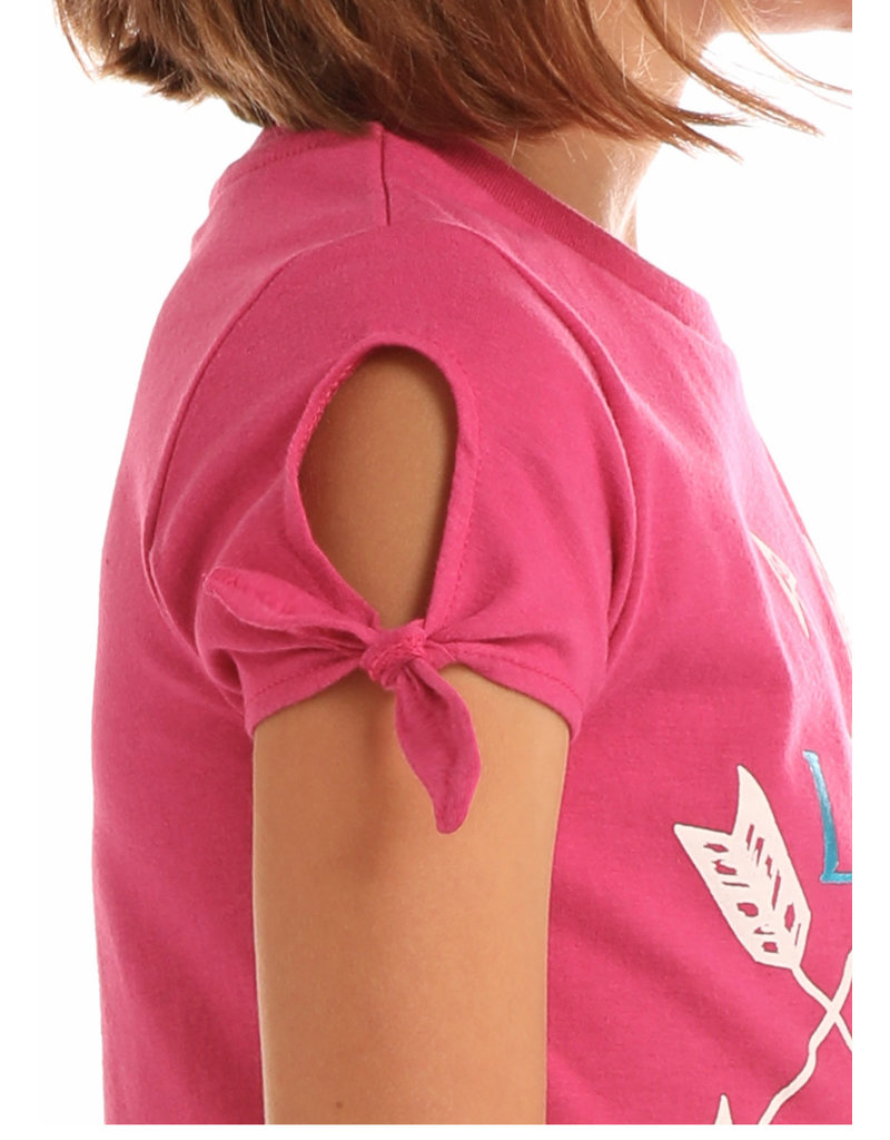 Rock and Roll Cowgirl Junior's SS Arrows Tee